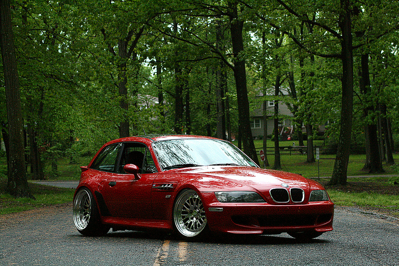 Stanced Z3 Coupe Momohitsthespot
