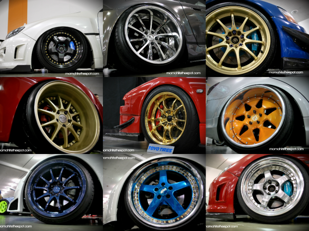 wheelcollage