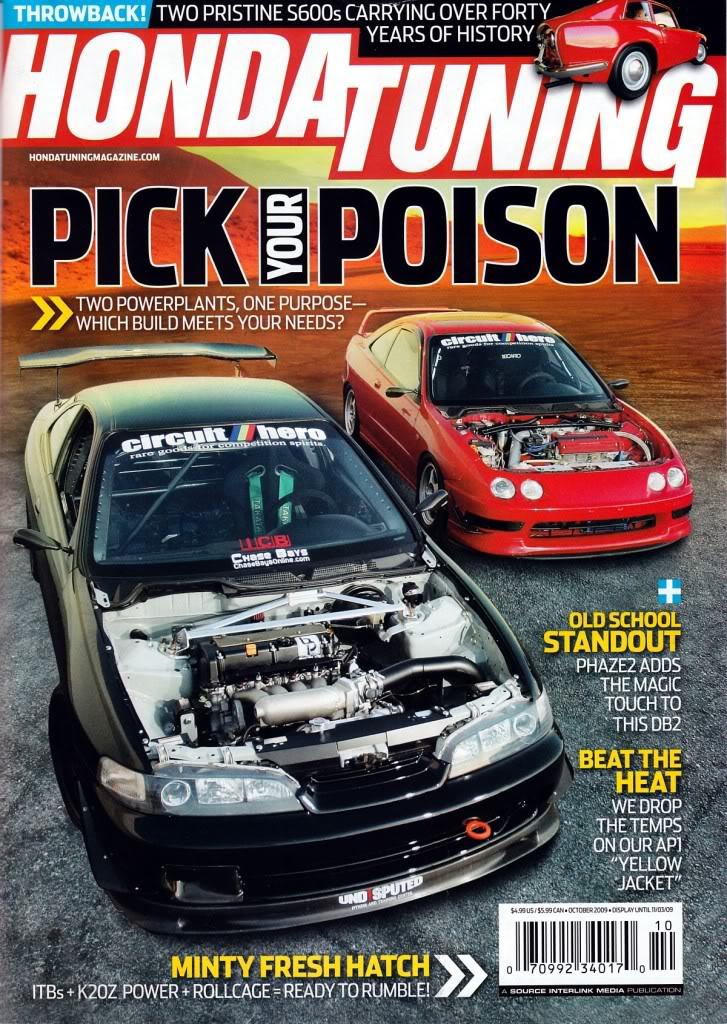 HondaTuningMagazineCoverOct2009
