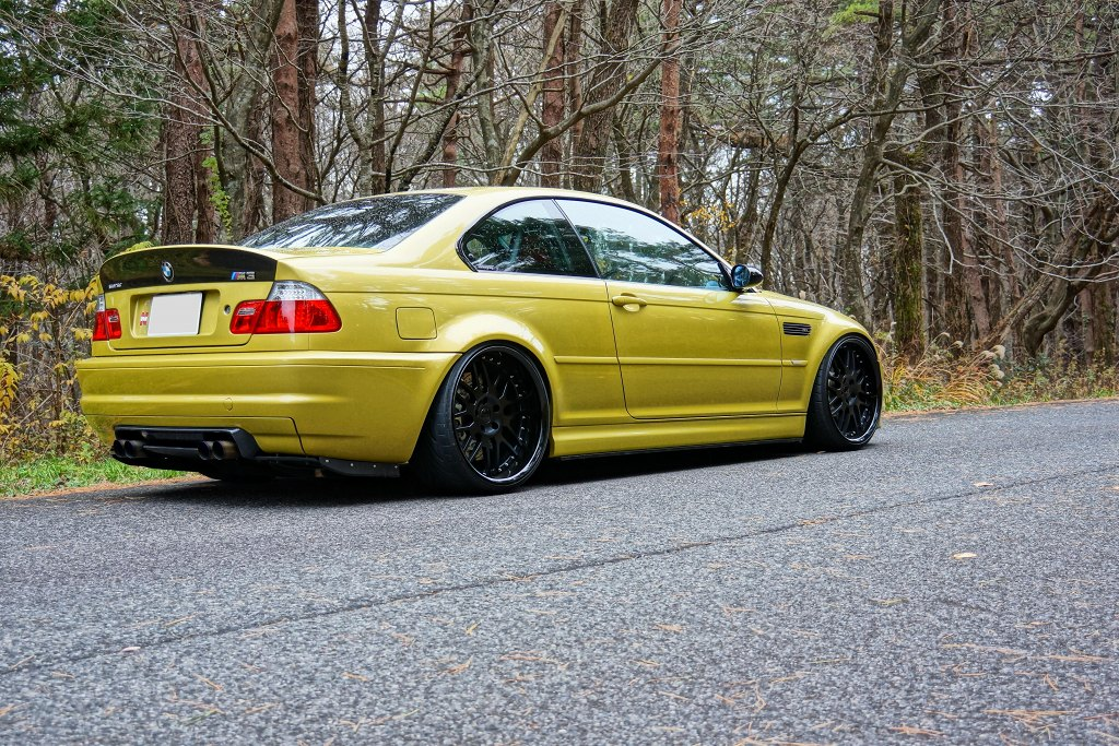 Sickest Phoenix Yellow M3 In Japan Momohitsthespot